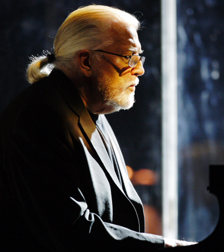 Jon Lord is getting ready to release To Notice Such Things