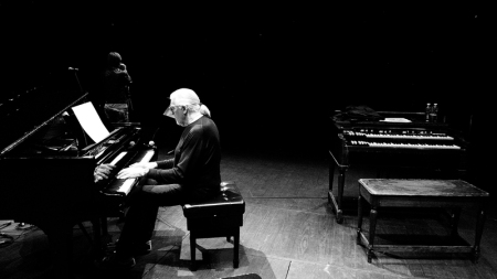 Jon Lord in Russia 2011