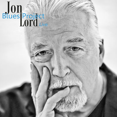Jon Lord Blues Project, the Live CD