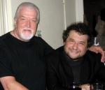Jon Lord with Paul Mann