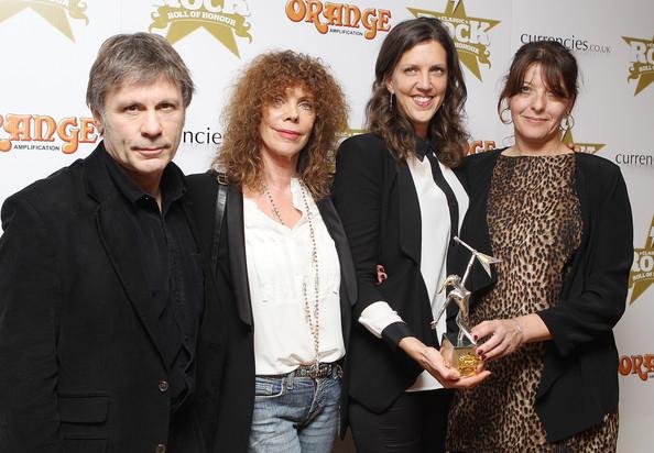 Jon Wins Tommy Vance Inspiration Award Jon Lord The