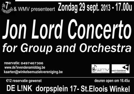 wind Concerto flyer