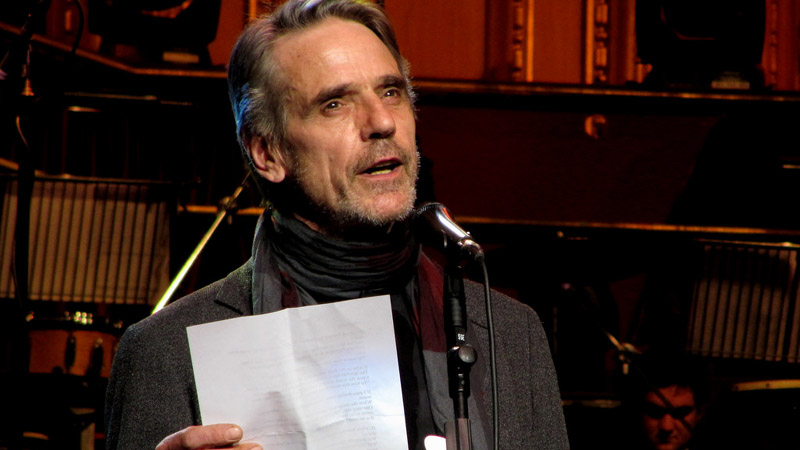 Jeremy Irons by Moth Clark CJL