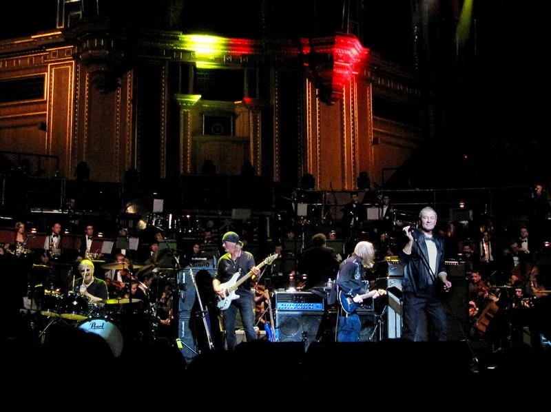 Royal Albert Hall, April 4 2014. Photo: Moth Clark