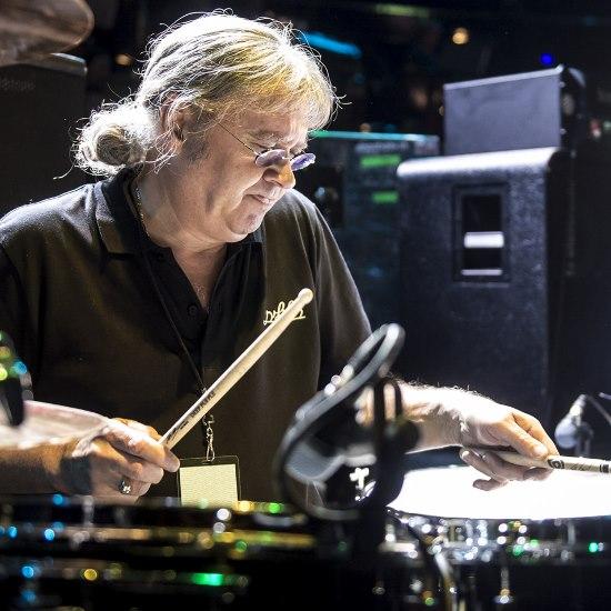 Jon Lord, Deep Purple & Friends_Celebrating Jon Lord_press pictures_Ian Paice_1_credit Neil Lupin (550x550)